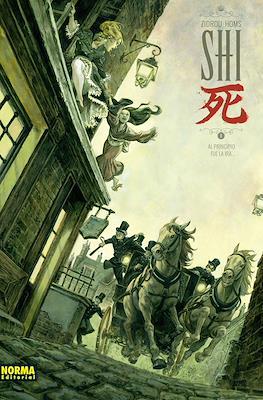 Shi (Cartoné 56 pp) #1