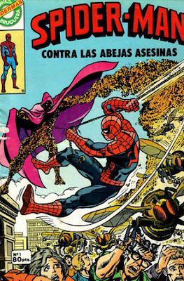 Spider-Man. Cómics Bruguera