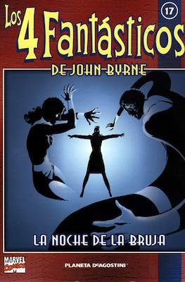 Coleccionable Los 4 Fantásticos de John Byrne (2002) (Rústica 80 pp) #17