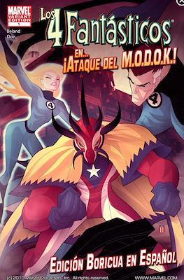 Los 4 Fantásticos en... ¡Ataque Del M.O.D.O.K.!