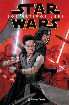 Star Wars Los últimos Jedi (Cartoné 176 pp) #