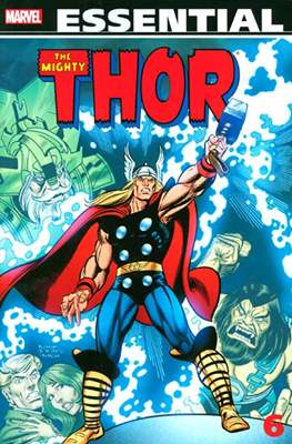 Marvel Essential: Thor (Softcover) #6