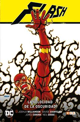 Flash de Joshua Williamson (Cartoné 216 pp) #2