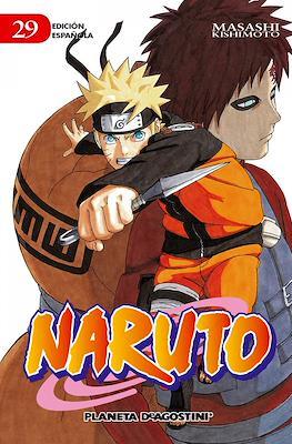 Naruto (Rústica con sobrecubierta) #29