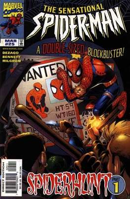 The Sensational Spider-Man (1996-1998) (Comic Book) #25