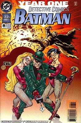 Detective Comics Vol. 1 Annual (1988-2011) (Comic Book) #8