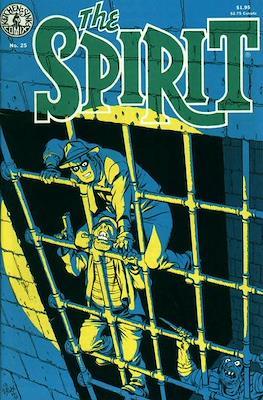 The Spirit (1983-1992) (Comic book. 32 pp) #25