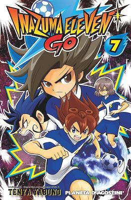 Inazuma Eleven Go (Rústica con sobrecubierta) #7