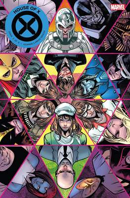 House of X (2019-) (Comic Book) #2