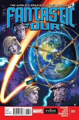 Fantastic Four Vol. 4 (Comic Book) #13