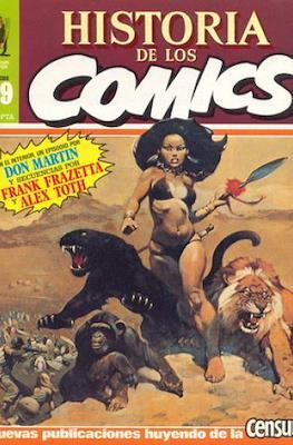 Historia de los Cómics (Grapa 32 pp) #29