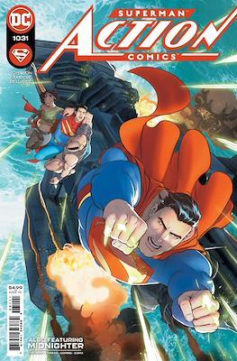 Action Comics Vol. 1 (1938-2011; 2016-) #1031