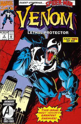 Venom: Lethal Protector (Comic-book) #2