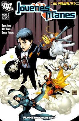 Jóvenes Titanes (2007-2009) (Grapa, 48 páginas) #3