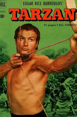 Tarzan (Comic-book) #23