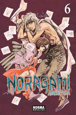 Noragami (Rústica con sobrecubierta) #6