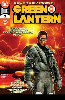 The Green Lantern Season Two (2020-) (Comic Book) #3