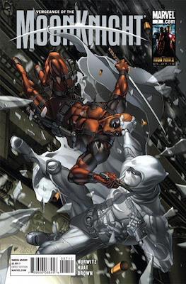 Vengeance of the Moon Knight Vol. 1 (Grapa) #7