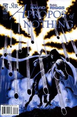 Sir Apropos of Nothing (Comic Book) #2