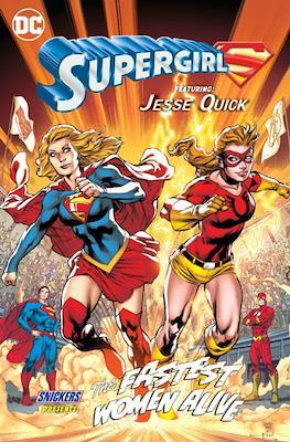 Supergirl. Fastest Women Alive