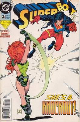Superboy Vol. 4 #2