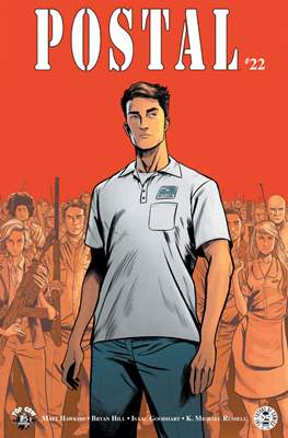 Postal (Comic Book) #22