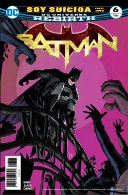 Batman (2017-...) #6
