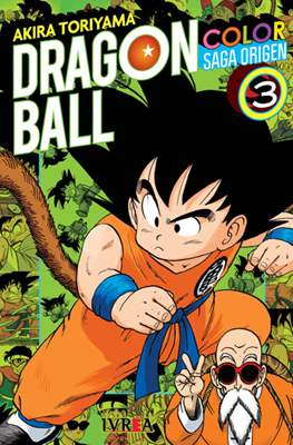 Dragon Ball Color: Saga Origen (Rústica) #3