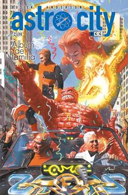 Astro City (2014-2017) (Cartoné 192-256 pp) #3
