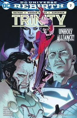 Trinity Vol. 2 (2016) (Comic - book) #7