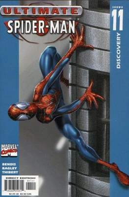 Ultimate Spider-Man (2000-2009; 2011) (Comic-Book) #11