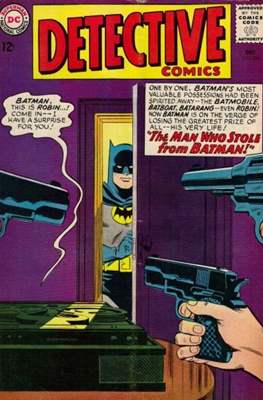 Detective Comics Vol. 1 (1937-2011; 2016-) (Comic Book) #334