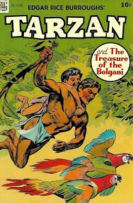 Tarzan (Comic-book) #10