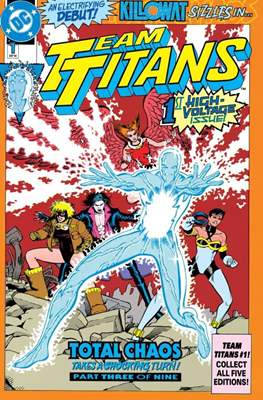 Team Titans #1.1