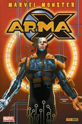 Marvel Monster: Arma-X