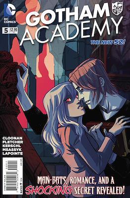 Gotham Academy (2014-2016) (Comic-Book) #5