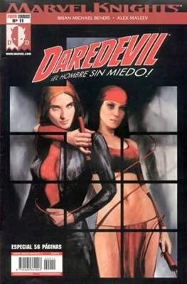 Daredevil. Marvel Knights. Vol. 2 (Grapa) #11