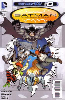 Batman Incorporated Vol. 2 (2012-2013)