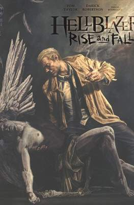 Hellblazer: Rise and Fall (Variant Cover) (Comic Book) #1