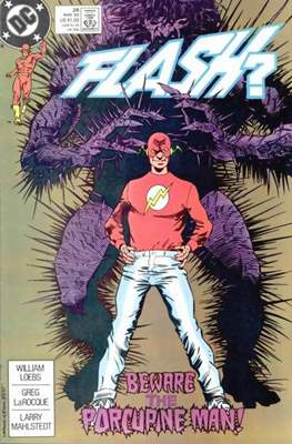The Flash Vol. 2 (1987-2006) (Comic Book) #26