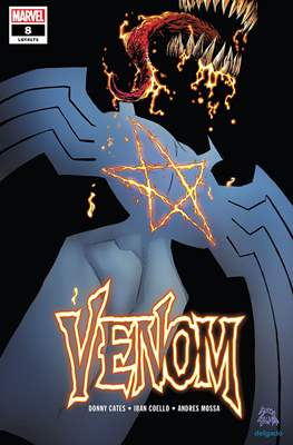 Venom Vol. 4 (2018) (Comic-book) #8