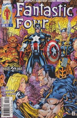 Fantastic Four Vol. 2 (Comic Book) #3