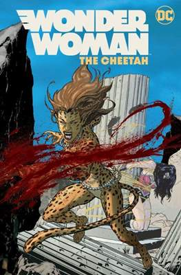 Wonder Woman The Cheetah