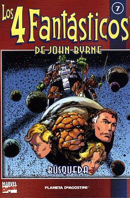 Coleccionable Los 4 Fantásticos de John Byrne (2002) #7