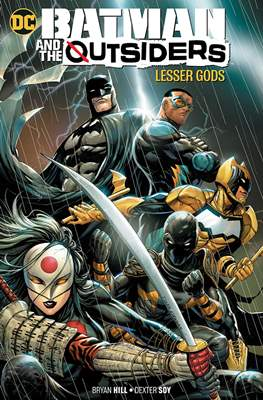 Batman and the Outsiders Vol. 3 (2019-2021)