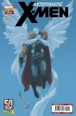 Astonishing X-Men Vol.3 (2010-2014) (Grapa) #44