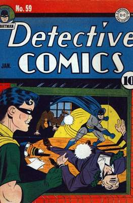 Detective Comics Vol. 1 (1937-2011; 2016-) (Comic Book) #59