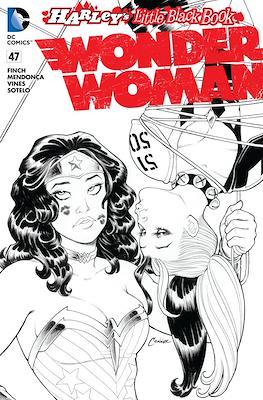 Wonder Woman Vol. 4 (2011-2016 Variant Covers) (Comic book) #47.1