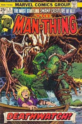 The Man-Thing Vol. 1 (1974-1975) (Comic Book) #9
