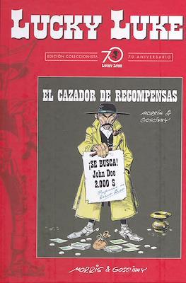 Lucky Luke. Edición coleccionista 70 aniversario (Cartoné con lomo de tela, 56 páginas) #21